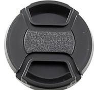 mengs® 55mm Snap-on Objektivdeckel Deckel mit String / Leine für nikon canon und sony