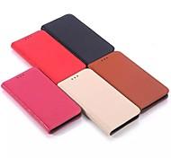 cuir fleur de litchi et de la mode téléphone mobile étui pour Samsung Galaxy S6