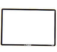 NiceFoto Proof Glass Protection Screen for Canon 70D Ultrathin HD Screen Protecting Film Electrostatic Adsorption