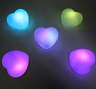 Colorful Love Night light Valentine's Day Romantic Gift Decoration (5pcs)
