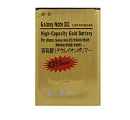YI-YI™ Replacement 3.7V 4350mAh Li-ion Battery for Samsung Galaxy Note 3 / N9000 / N9006 / N9005