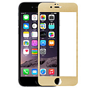 Toughened Glass Screen Protector With Titanium Alloy Frame for  iPhone 6S/6
