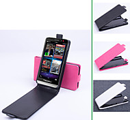 PU Leather  Protective Case With Holder Stand for BlackBerry Z30(Assorted Colors)