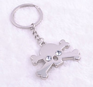 Unisex Alloy Casual Keychain Skull Key Chains