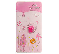3D Pattern Silica Gel Soft Back Case for  iPhone6/6S