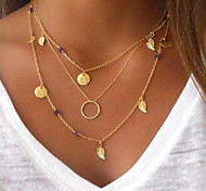 Women's Fashion Multi-Color Necklace