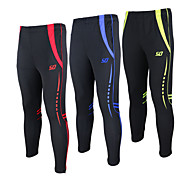 Running Pants / Leggings / Tights / Bottoms Men's Breathable / Wearable / Static-free PolyesterYoga / Boxing / Fitness / Racing / Leisure