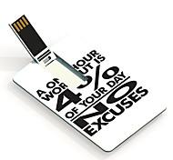 8gb 1 Stunde Design-Karte USB-Stick