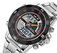 grade striscia led orologi impermeabili da uomo (colori assortiti)
