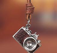 2015 Fashion Camera Pendant Necklaces