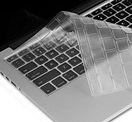 Exco Ultra Thin Transparent Clear Soft TPU Keyboard Cover Skin for Macbook 12inch