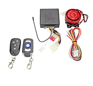 Motorcycle Motorbike Anti-theft Safety Security Remote Vibration Sensor Alarm