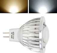 1 pcs  9 W 1LED  COB 480-600 LM 2800-3500/6000-6500 K Warm White/Cool White MR16 Globe Bulbs AC 85-265 V