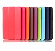8-Zoll-drei Falten Muster hohe Qualität PU-lederner Kasten für Asus fonepad 8 fe8030cxg (farblich sortiert)