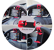 2 Sets Universal Cell Phone Mount Holder  Clip Buckle on Car Steering Wheel for Apple iPhone/ Samsung