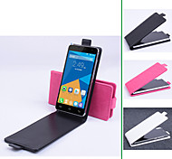 PU Leather  Protective Case With Holder Stand  for DooGee IRON-BONE DG750(Assorted Colors)