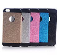 Thin Armor Gleaming Double-Color Soft Shell for iPhone 6/6S (Assorted Colors)