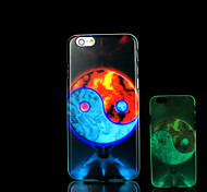 Moon Pattern Glow in the Dark Case for iPhone 6 Cover
