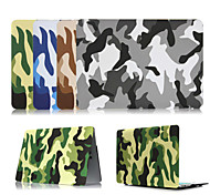 """Camouflage Style Frosted PC Hard Case for MacBook Air 11""""(Assorted Colors)"""