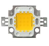 10W 900LM White/Warm White 3000K/6000K High Bright LED Light Lamp Chip DC32-35V