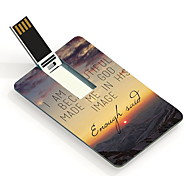 8gb eu sou bonito usb flash drive cartão de design