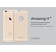 NILLKIN étonnant h + nanomètre retour Film de protection écran pour iPhone 6