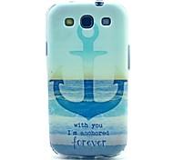 la vida marina TPU suave para Samsung Galaxy S3 i9300
