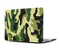 caja protectora de plástico duro camo para el macbook retina 13.3 '' pulgadas