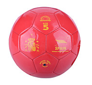 """Winmax® Outdoor PVC Red """"Spain"""" Pattern  5# Training Football \ Soccer"""