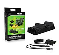 Baterias e Carregadores DF-0022 - Recarregável - de ABS/Plástico Um Xbox