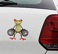 Car Stickers with Frog QW-32 Car Styling