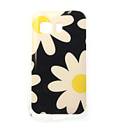Flower Painting TPU Case for Samsung Galaxy Young 2 G130
