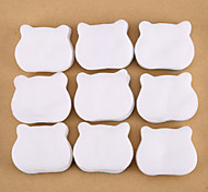 500PCS Nail Polish Remover Cotton Nail Art Clean Cotton Nail Tips Remover Pads Manicure Tools
