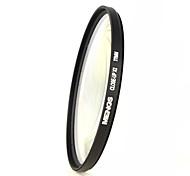 mengs® 77мм макро x2 фильтр с алюминиевой рамкой для DSLR камеры