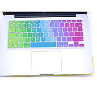 2015 Hot Selling High Quality Silicone Keyboard Cover for Macbook Air/Pro/Retina 13.3 inch
