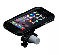 Ride Case Bicycle Handlebar Mount Phone Holder  for Apple iphone6/4.7Inch (Black)