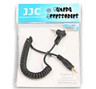 JJC Camera Shutter Cable for Canon 60D 60DA 600D  550D  700D  G12  G1X