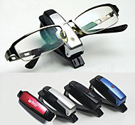 SHUNWEI® Automobile Multi-Function Glasses Clips Notes Folder(Color Selection)