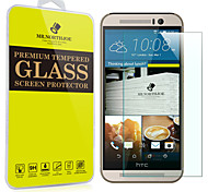 Mr.northjoe® Tempered Glass Film Screen Protector for HTC one M9