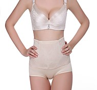 Postpartum Abdomen Drawing Pants High Waist Lift Up Hips Slimming Shaping Briefs with No Edge