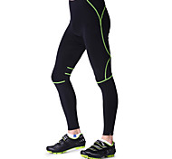 OUTTO Men's Bike Pants Compression Padded Reflective Anatomic Design Breathable Cycling Tights Plus Size