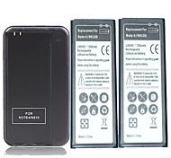 batería de repuesto - 3500mah - Samsung - Samsung Galaxy Note 4 - Note 4 N9100 - Sí - USA/USB -