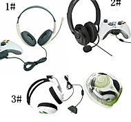 Compatible With Microsoft XBox 360 Headset w/ Mic