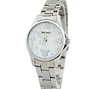 Wholesale good price women's crystal stainless steel quartz gift watches DC-51025