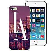 LA Design PC Hard Case for iPhone 4/4S