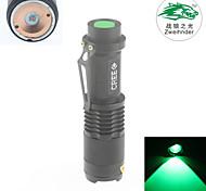 Linternas LED (Enfoque Ajustable/A Prueba de Agua/Resistente a Golpes/Clip) - LED - para