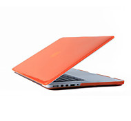 "Crystal Hard Protective Top Flip Open Case Cover for Apple Macbook Pro Retina 15.4""(Assorted Colors)"