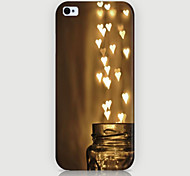 Glow of Love Pattern Phone Back Case Cover for iPhone5C