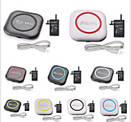 Minismile™ Qi Standard Wireless Charger Kit + Wireless Charger Receiver for Samsung Galaxy Note 4 / N9100