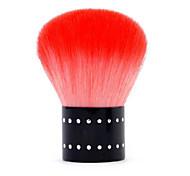 1PC Colorful Dusting Brush Face Makeup Nail Art  Tool(Random Color)